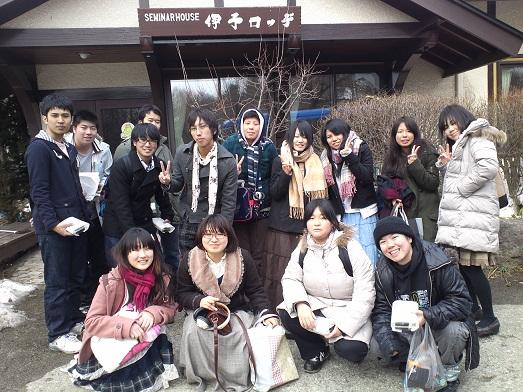 2013春合宿三日目集合写真