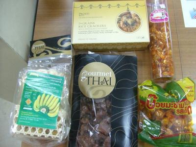 タイのお菓子