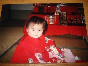 姫の0歳^^