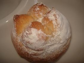 全粒粉の田舎パン