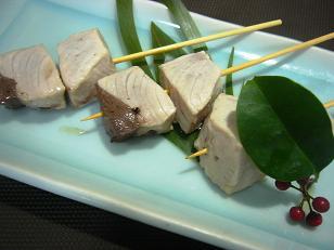 寒ブリ串焼き1 (2)