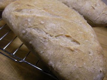 椎茸パン1