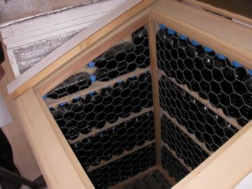 ペットボトル冷蔵庫