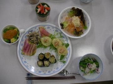 ローフード料理教室1