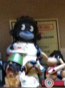 クロンボ人形