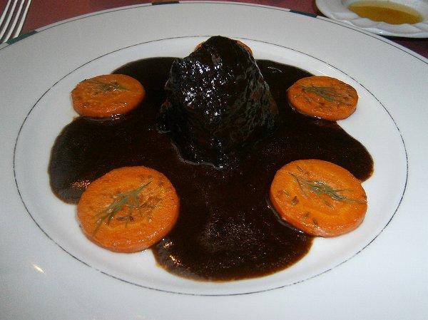 ル・プティ・ブドン 牛ホホ肉の赤ワイン煮