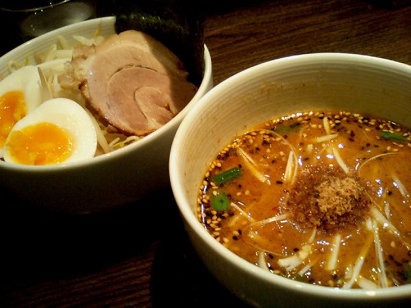 ど・みそ tokumiso curry tsuke