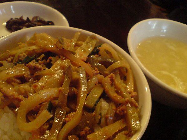 xian ザーザイご飯