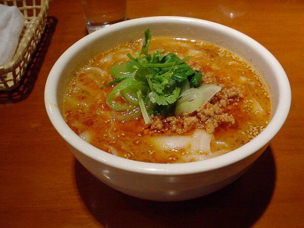 xian担担刀削麺