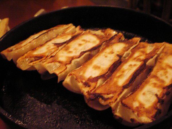 xian 鉄鍋餃子