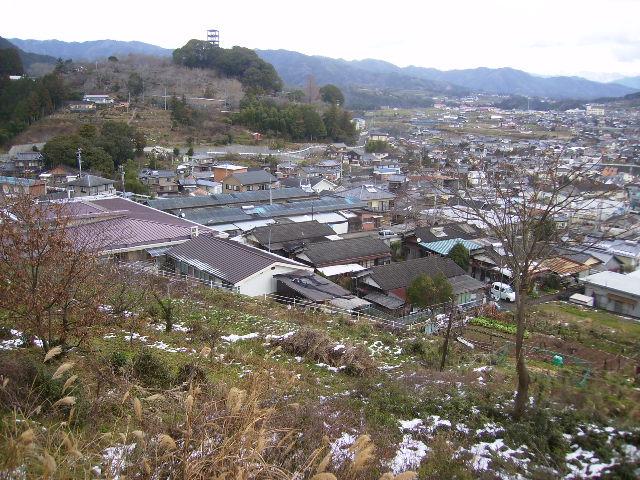 愛宕山を望む213