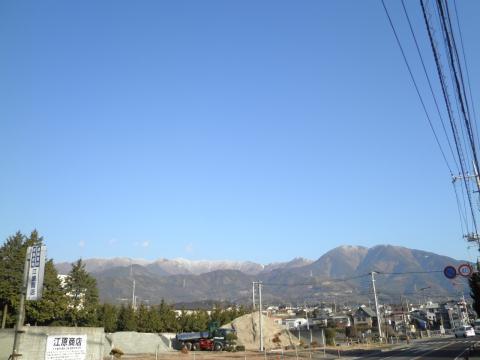 丹沢の雪03