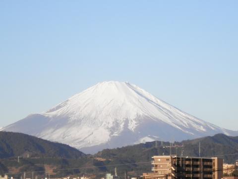 冬の富士山05