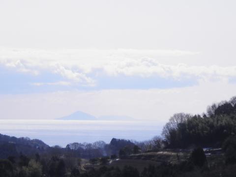 大島を望む81