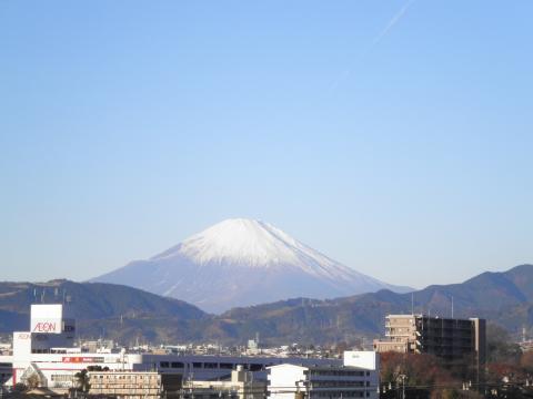 初冬の富士04