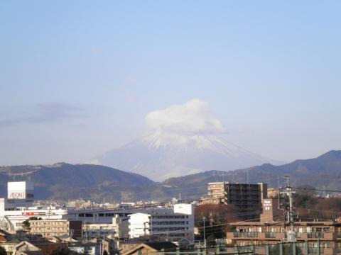 冬の富士17
