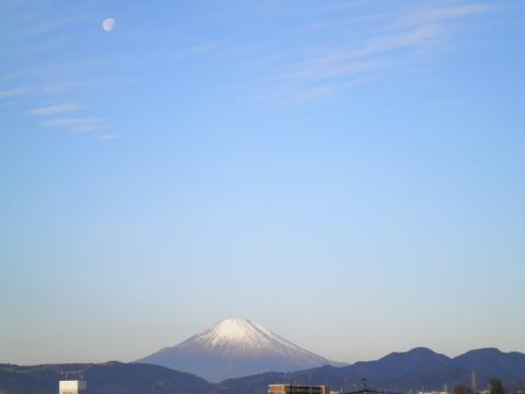 冬の富士87