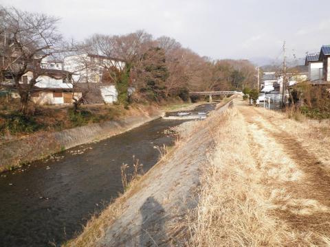 冬の金目川11