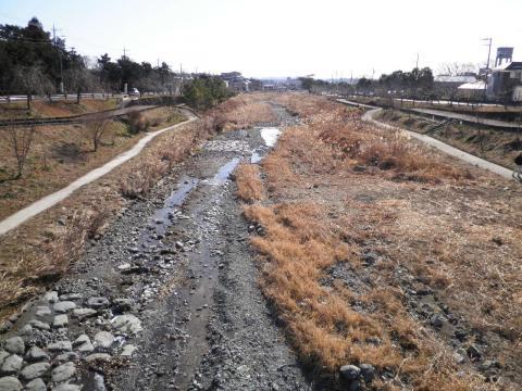 冬の水無川120