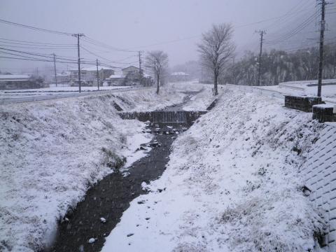 春雪の葛葉川79