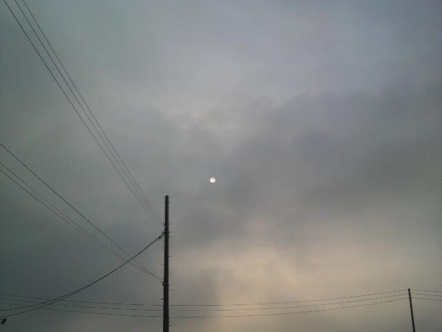 太陽20110325