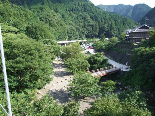 滝畑ダム湖畔キャンプ場 01