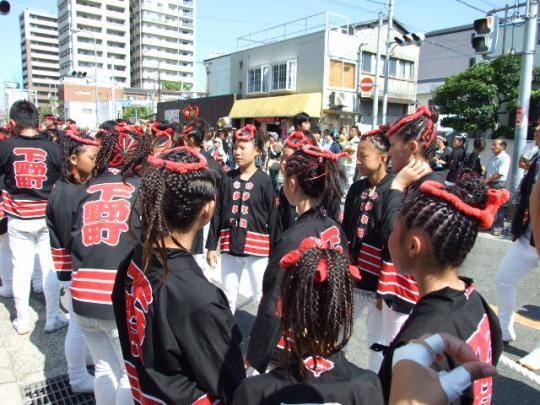 岸和田だんじり祭り 7
