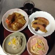 トモヤの夕食