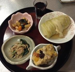 トモヤ、今日の夕ご飯