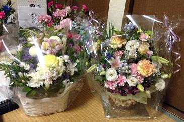 かわいいお花、ありがとうございます^^
