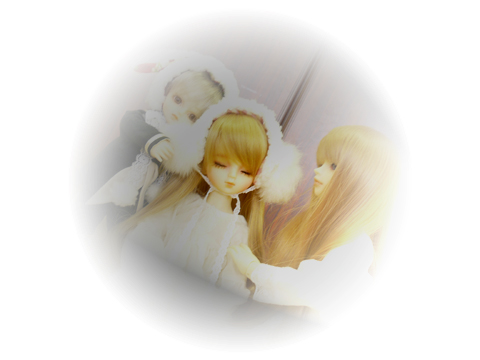 白い世界(//^-^//)