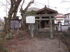 沢蔵司稲荷(そば喰稲荷)