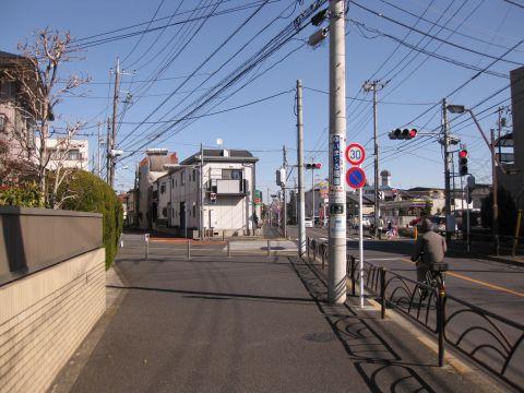 旧水戸街道・堀切