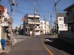 旧水戸街道・西亀有