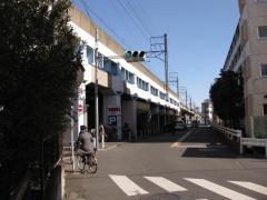 水戸街道・西亀有