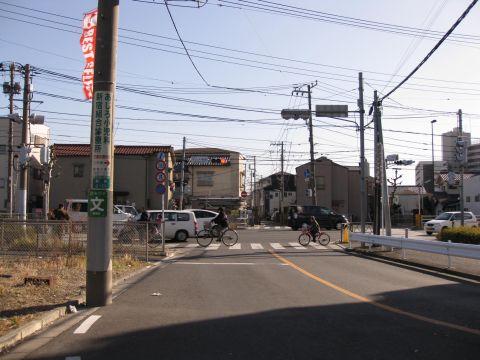 水戸街道・佐倉街道の追分