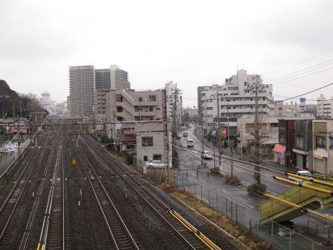 旧水戸街道・竹ヶ花