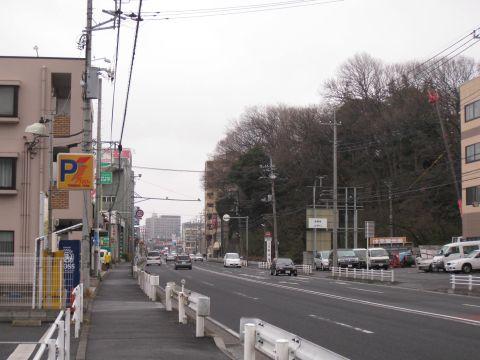 旧水戸街道・北松戸