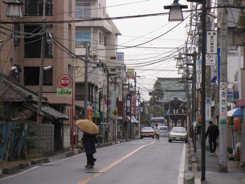 旧水戸街道・馬橋