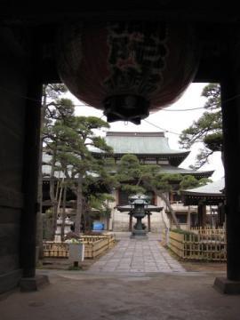 萬満寺本堂