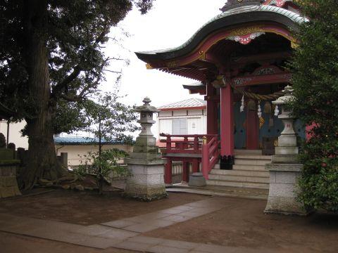 蘇羽鷹神社