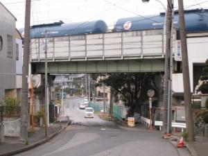 旧水戸街道 八ヶ崎・二ツ木