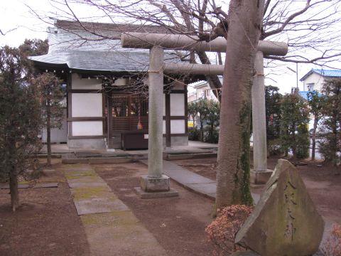 今谷上町の八坂神社