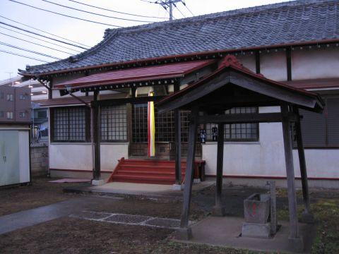 富里の神明神社