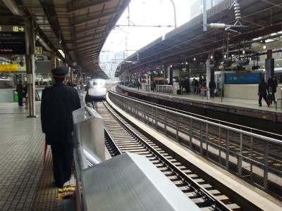 東京駅ホーム2