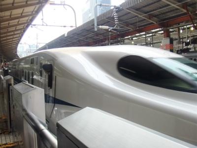 東京駅ホーム3