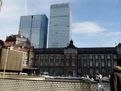 東京丸の内駅2