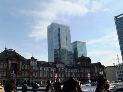 東京丸の内駅3