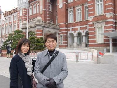 東京丸の内駅1