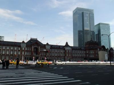 東京丸の内駅4